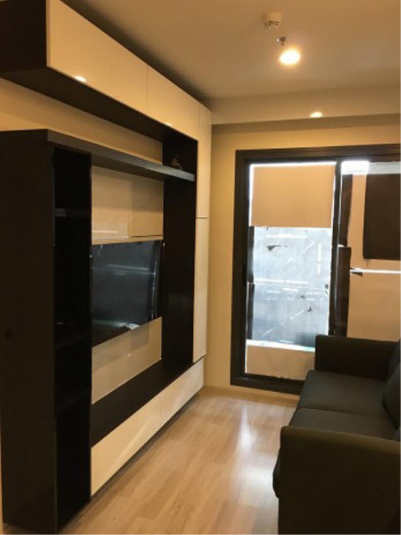 The One Residence Agency's condominium for sale , rent at Centric Ratchada - Huai Khwang , 1BR , 1BA , 32SQM 3