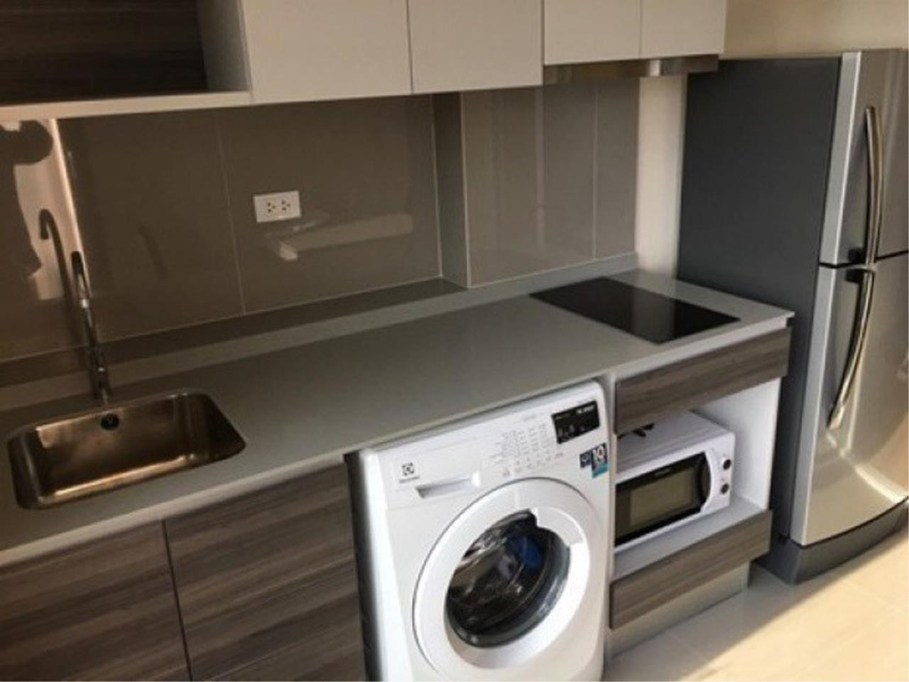 The One Residence Agency's condominium for sale , rent at Centric Ratchada - Huai Khwang , 1BR , 1BA , 33SQM 1