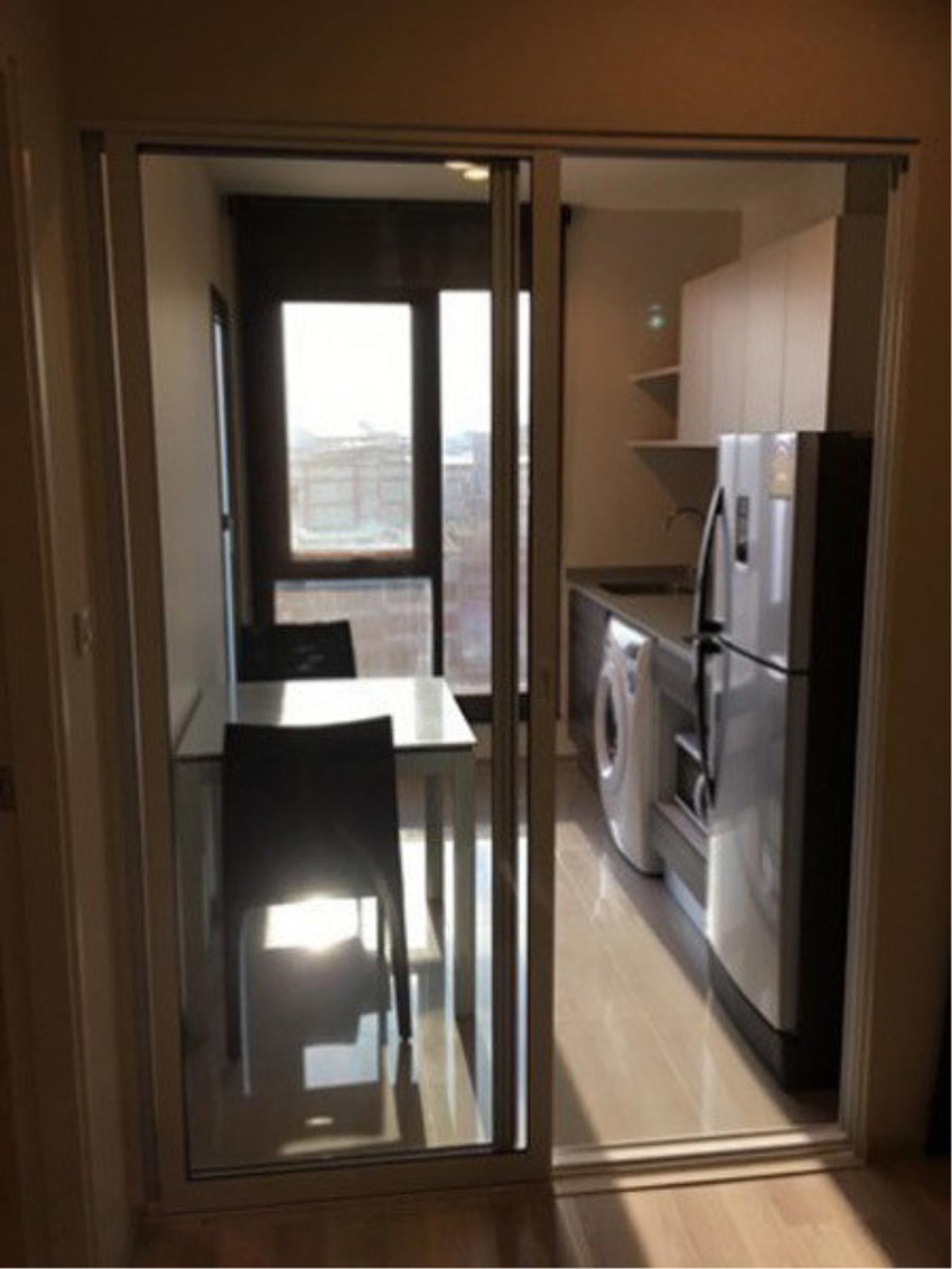 The One Residence Agency's condominium for sale , rent at Centric Ratchada - Huai Khwang , 1BR , 1BA , 33SQM 2