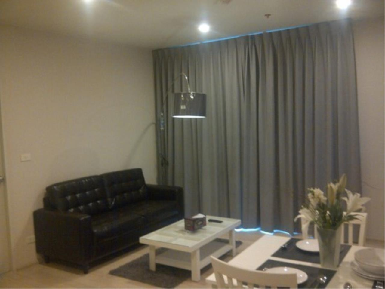 The One Residence Agency's condominium for sale , rent at Noble Solo , 1BR , 1BA , 55SQM 4