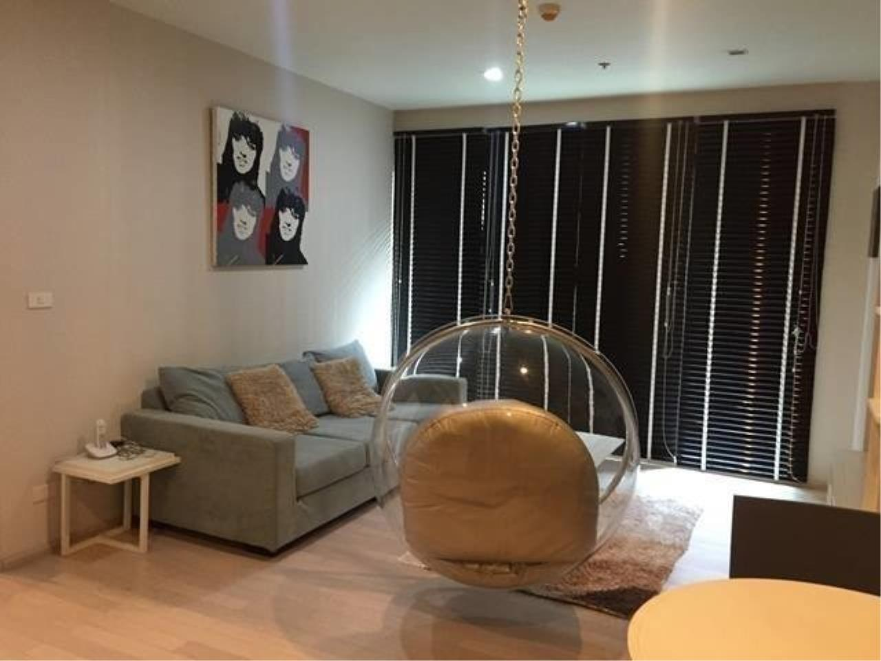 The One Residence Agency's condominium for sale , rent at Noble Solo , 1BR , 1BA , 52SQM 3