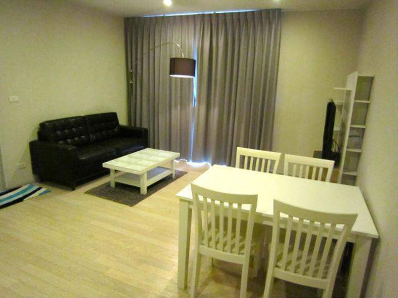 The One Residence Agency's condominium for sale , rent at Noble Solo , 1BR , 1BA , 54SQM 5