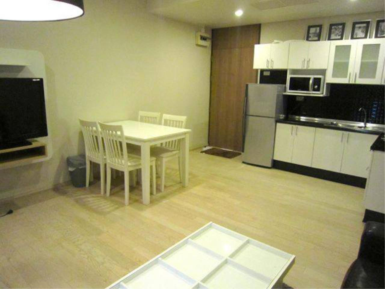 The One Residence Agency's condominium for sale , rent at Noble Solo , 1BR , 1BA , 54SQM 8