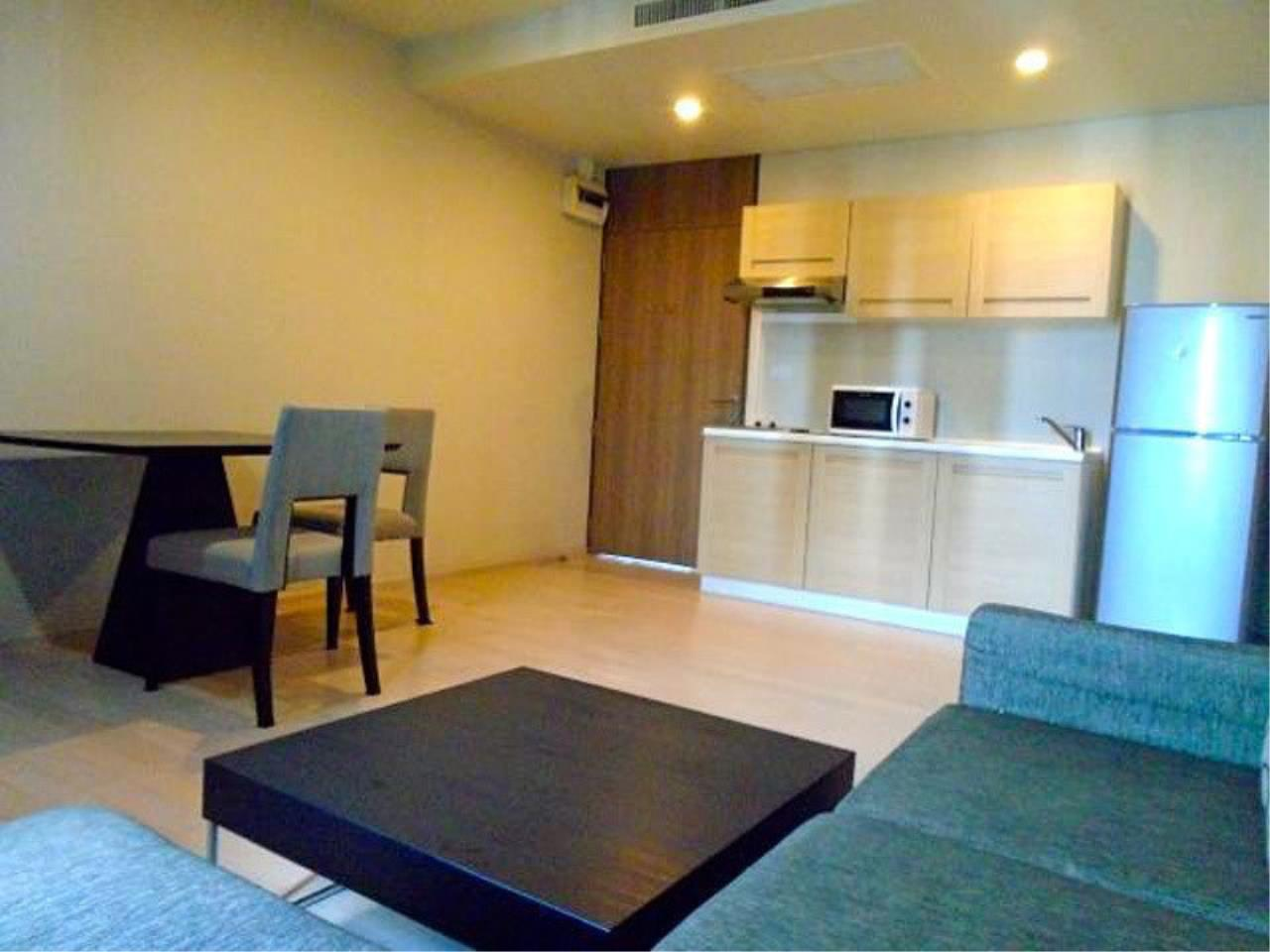 The One Residence Agency's condominium for sale , rent at Noble Solo , 1BR , 1BA , 46SQM 6