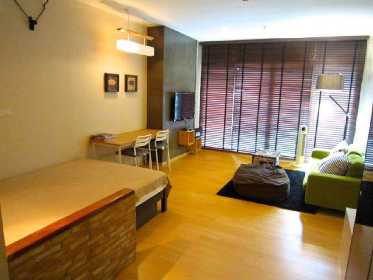 The One Residence Agency's condominium for sale , rent at Noble Solo , 0BR , 1BA , 35SQM 3