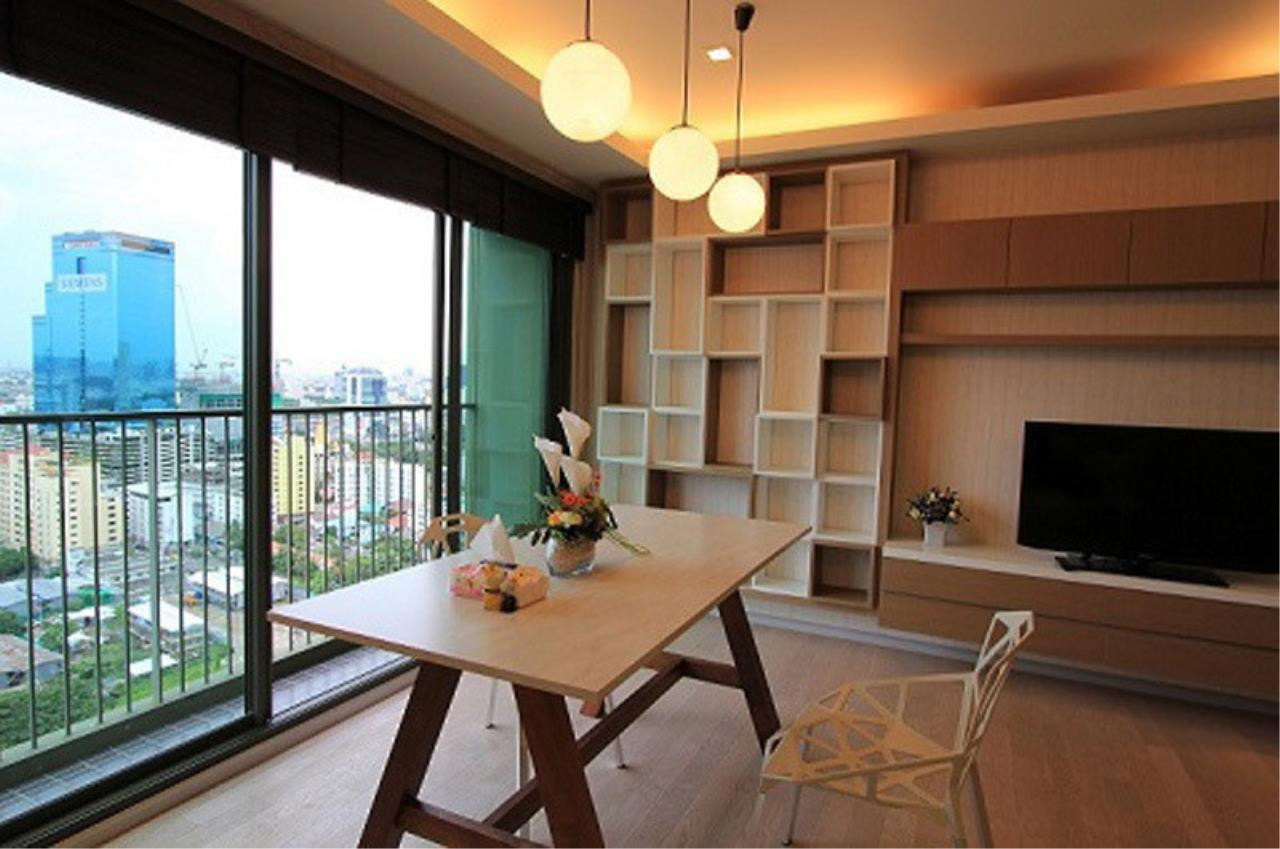 The One Residence Agency's condominium for Sale at Noble Solo , 1BR , 1BA , 52SQM 2