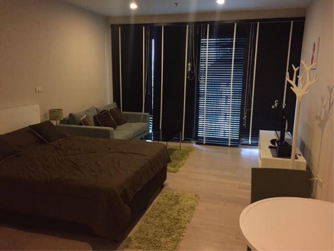 The One Residence Agency's condominium for sale , rent at Noble Solo , 0BR , 1BA , 41SQM 6