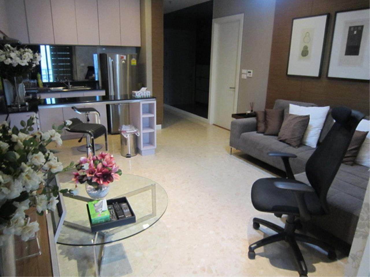 The One Residence Agency's condominium for sale , rent at Nusasiri Grand , 2BR , 2BA , 80SQM 5