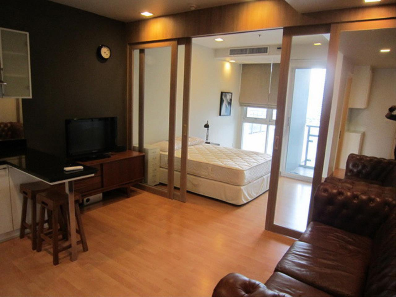 The One Residence Agency's condominium for sale , rent at Nusasiri Grand , 1BR , 1BA , 42SQM 5