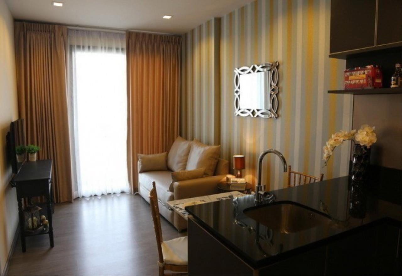 The One Residence Agency's condominium for sale , rent at Nye by Sansiri , 1BR , 1BA , 36SQM 2