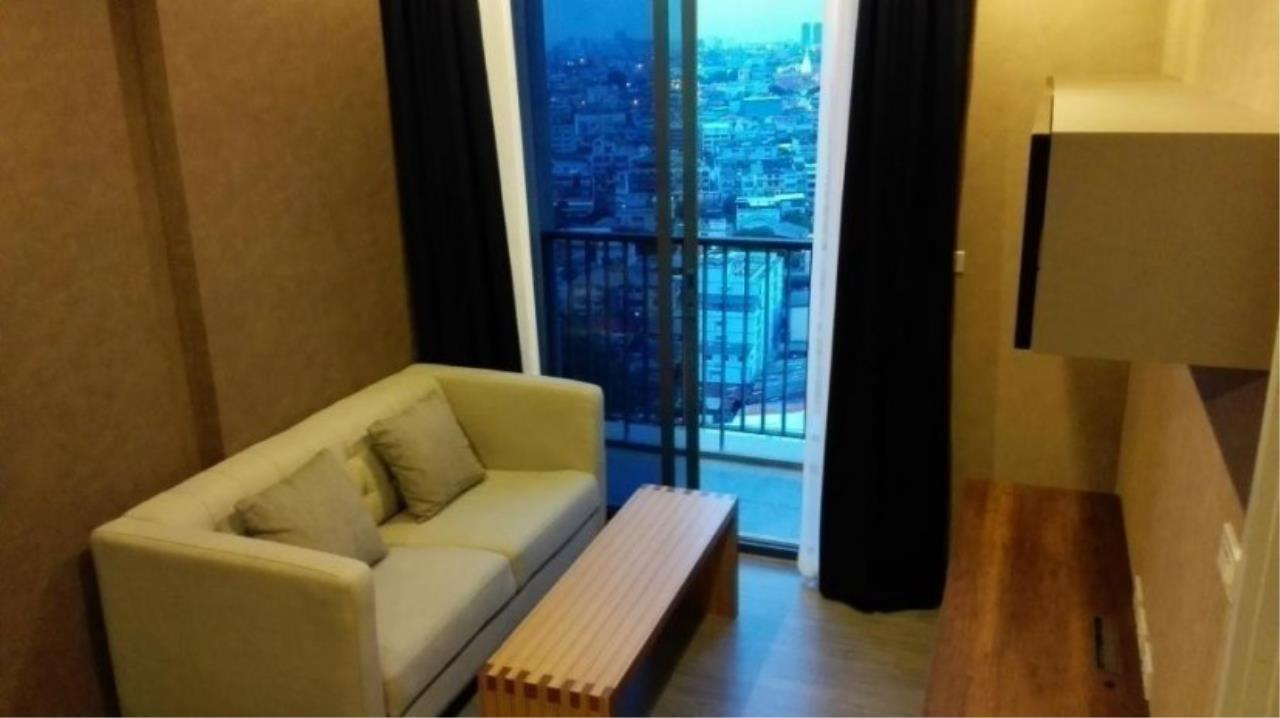 The One Residence Agency's condominium for sale , rent at Nye by Sansiri , 1BR , 1BA , 36SQM 3