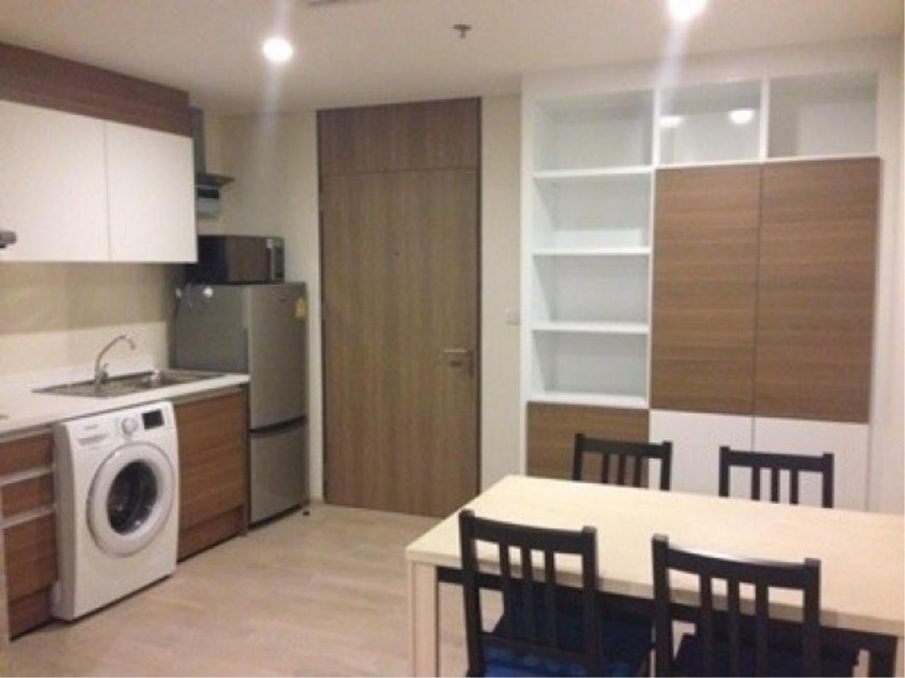 The One Residence Agency's condominium for sale , rent at O2 Hip , 2BR , 2BA , 100SQM 1