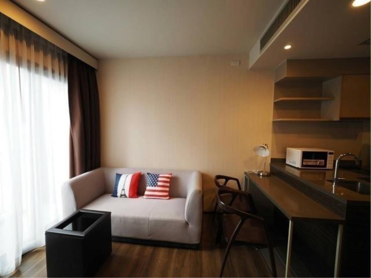 The One Residence Agency's condominium for sale , rent at Onyx Phaholyothin , 1BR , 1BA , 31SQM 6