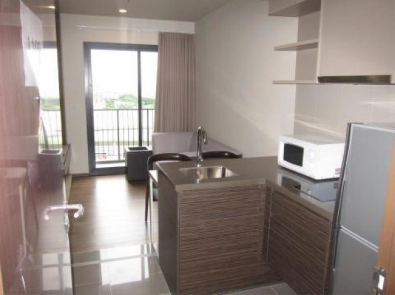 The One Residence Agency's condominium for sale , rent at Onyx Phaholyothin , 1BR , 1BA , 31SQM 2
