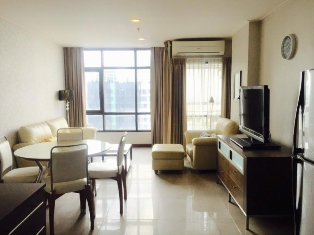 The One Residence Agency's condominium for sale , rent at Phayathai Place , 1BR , 1BA , 60SQM 2