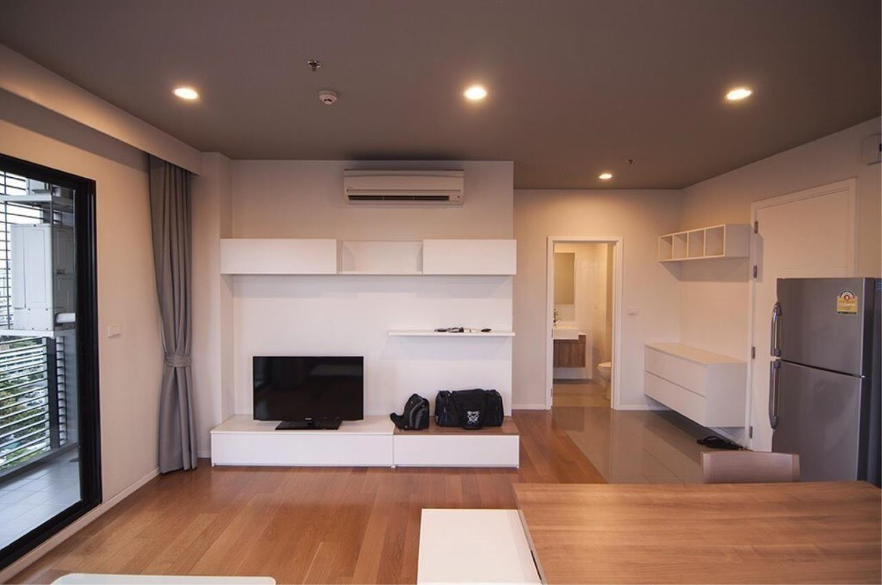 The One Residence Agency's condominium for rent at Blocs 77 , 1BR , 1BA , 45SQM 4