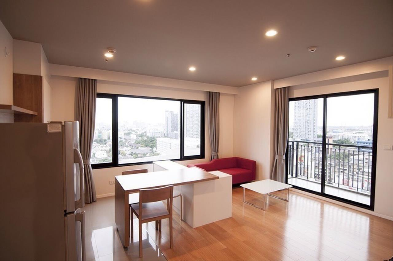 The One Residence Agency's condominium for rent at Blocs 77 , 1BR , 1BA , 45SQM 3