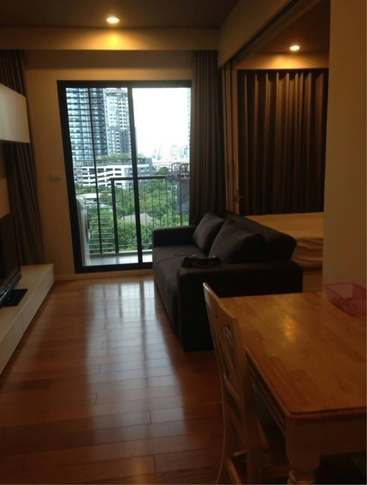 The One Residence Agency's condominium for rent at Blocs 77 , 1BR , 1BA , 42SQM 5