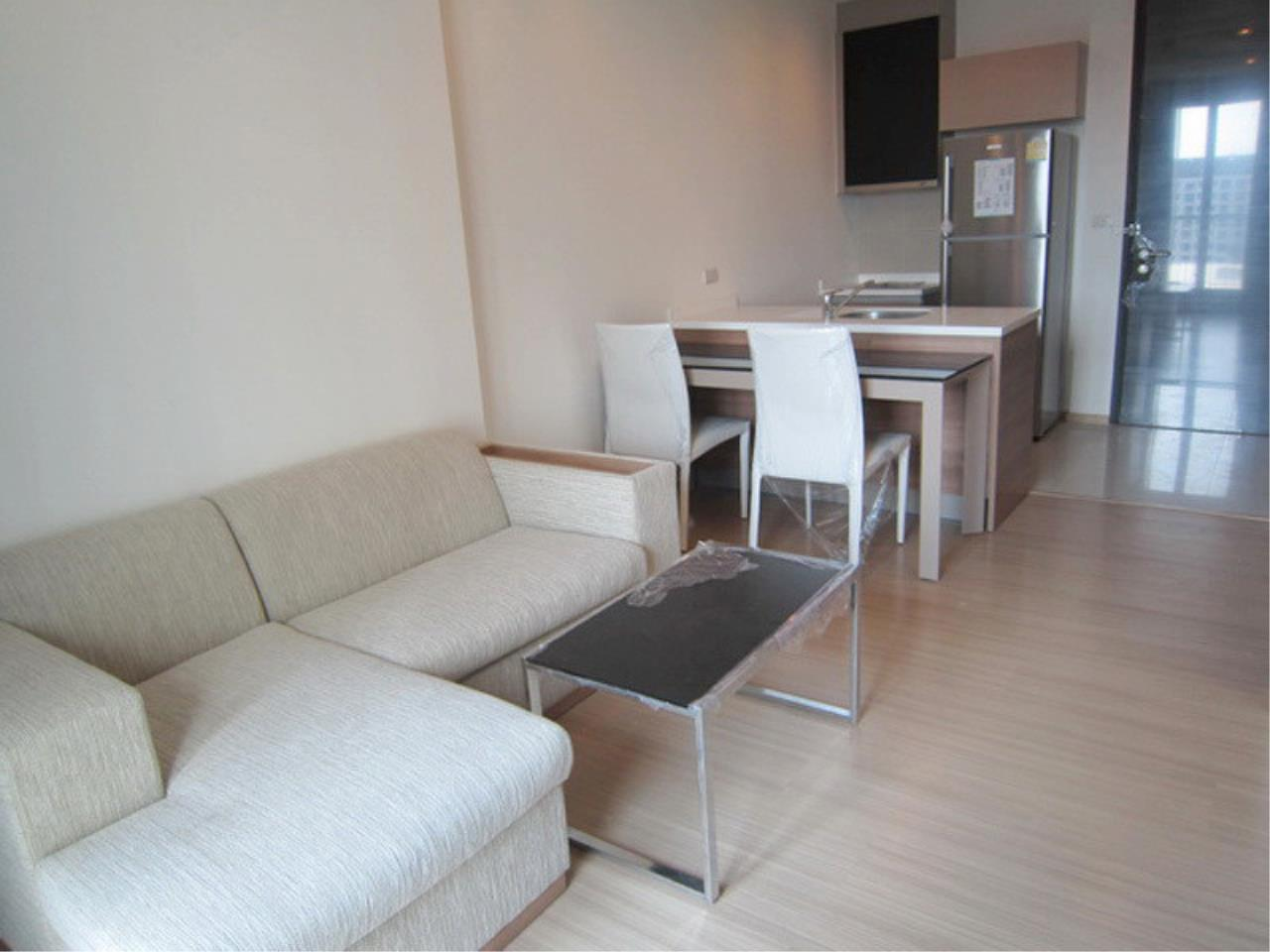 The One Residence Agency's condominium for rent at Rhythm Sukhumvit , 1BR , 1BA , 45SQM 7