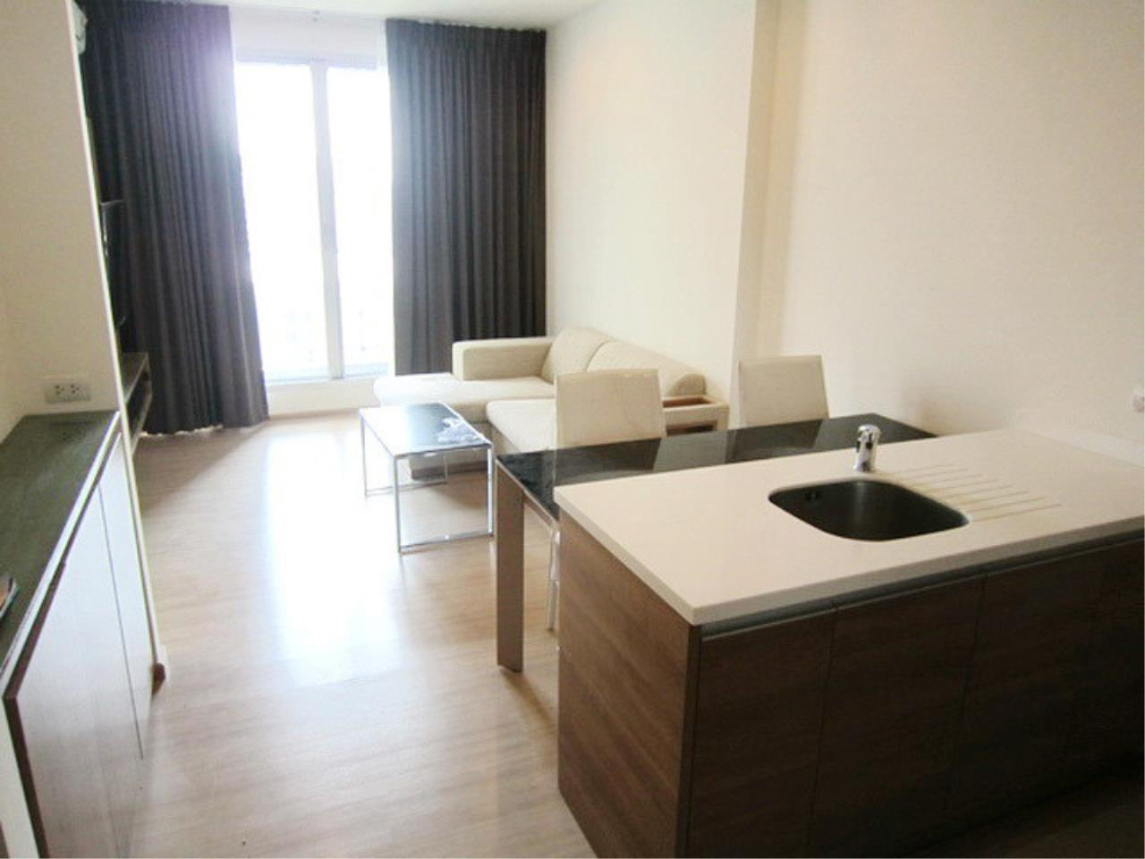 The One Residence Agency's condominium for rent at Rhythm Sukhumvit , 1BR , 1BA , 45SQM 2