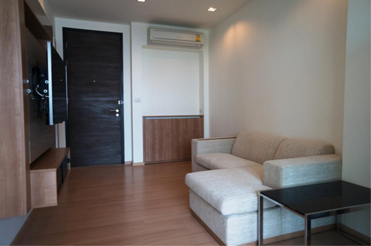 The One Residence Agency's condominium for rent at Rhythm Sukhumvit , 1BR , 1BA , 45SQM 4