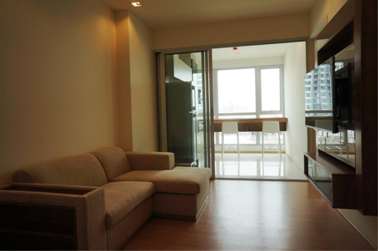 The One Residence Agency's condominium for rent at Rhythm Sukhumvit , 1BR , 1BA , 45SQM 6