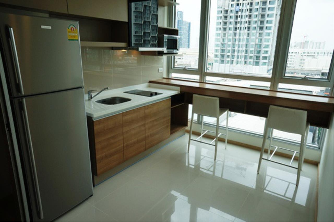 The One Residence Agency's condominium for rent at Rhythm Sukhumvit , 1BR , 1BA , 45SQM 1