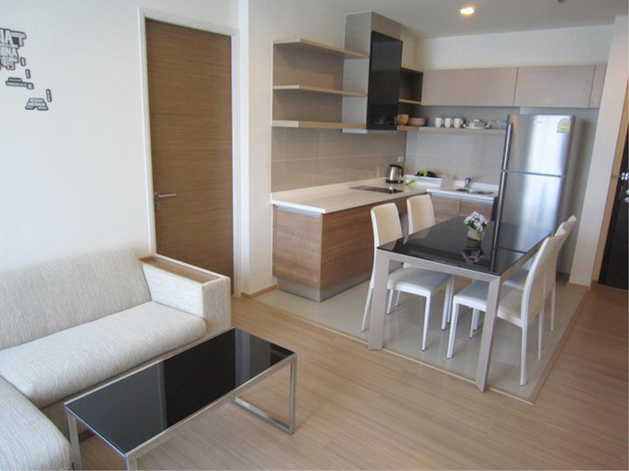 The One Residence Agency's condominium for rent at Rhythm Sukhumvit , 2BR , 2BA , 65SQM 7