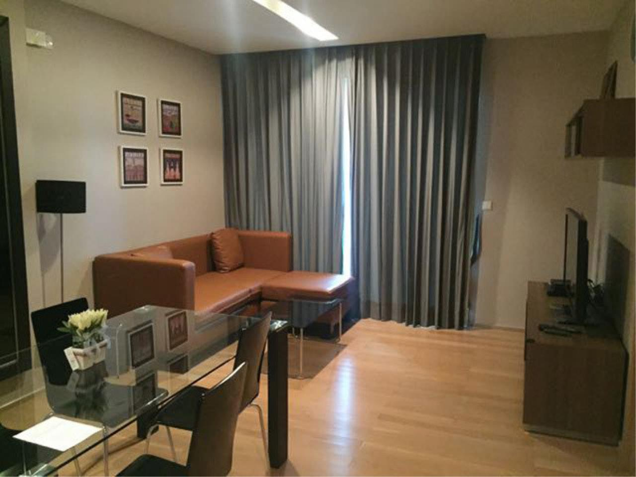 The One Residence Agency's condominium for rent at Siri at Sukhumvit , 1BR , 1BA , 51SQM 6