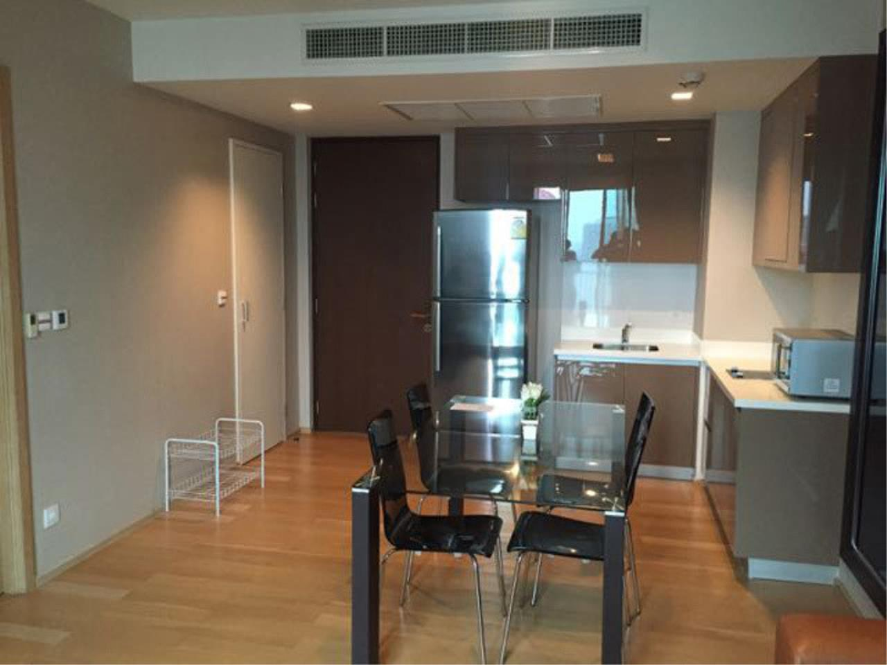 The One Residence Agency's condominium for rent at Siri at Sukhumvit , 1BR , 1BA , 51SQM 4