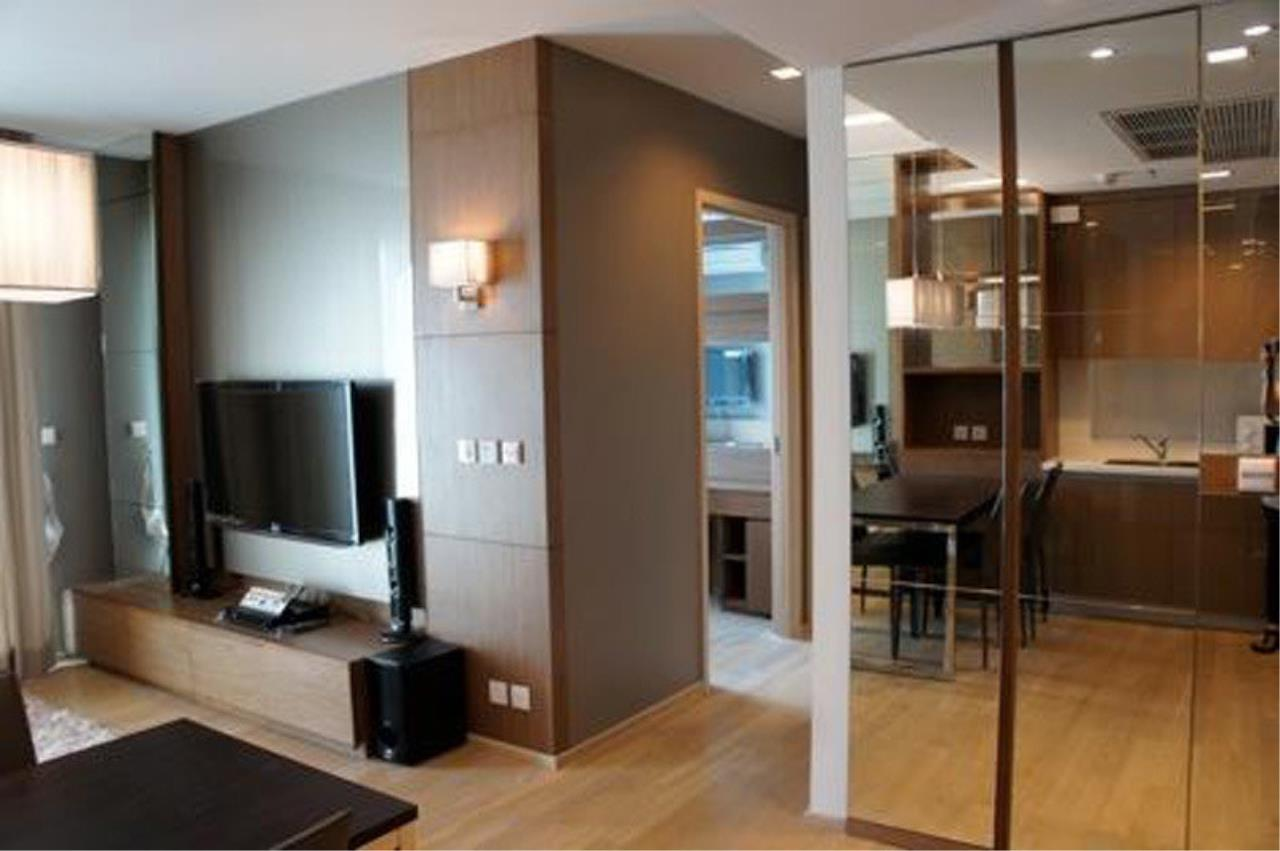 The One Residence Agency's condominium for rent at Siri at Sukhumvit , 2BR , 2BA , 70SQM 1