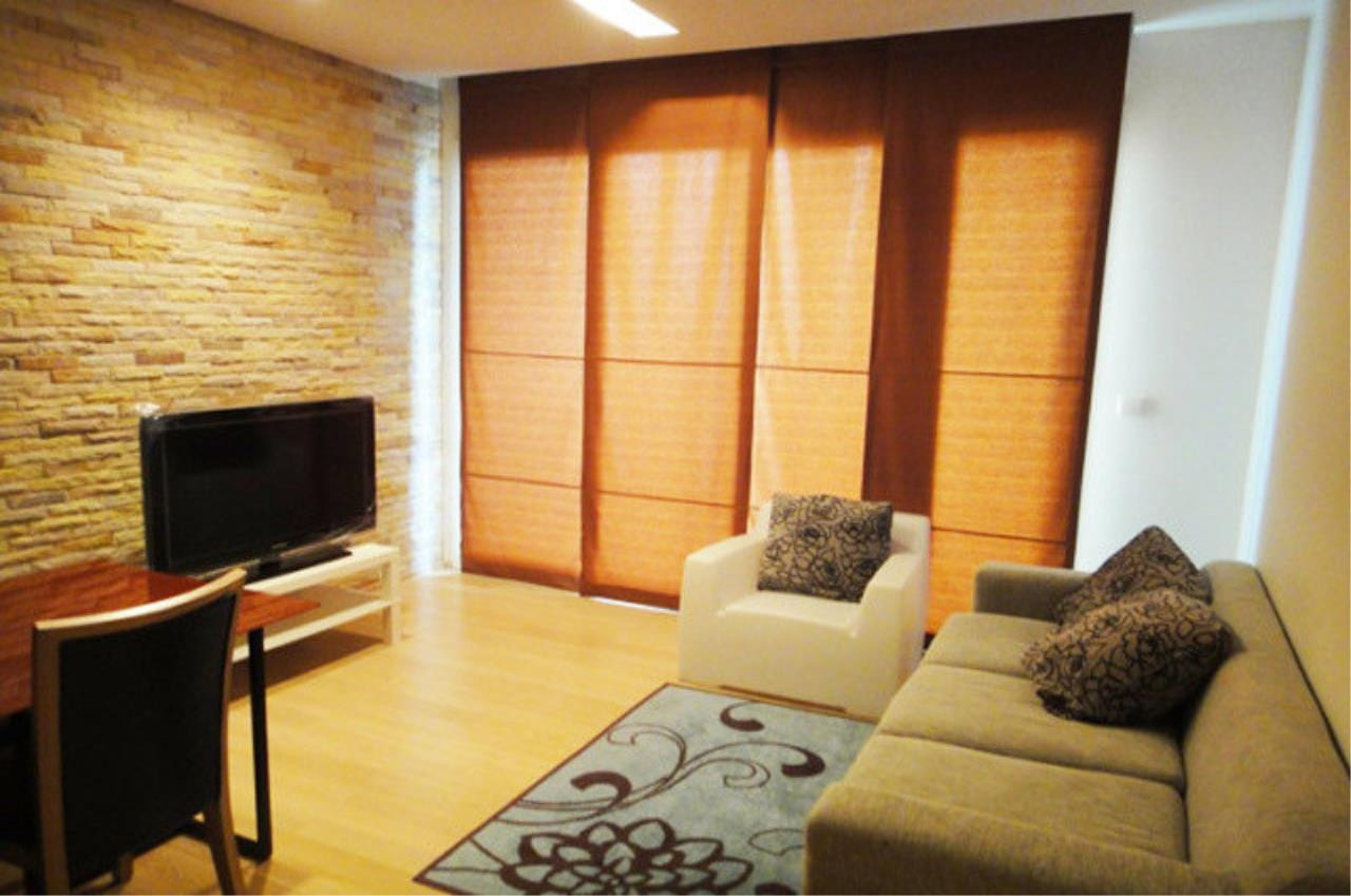The One Residence Agency's condominium for rent at Siri at Sukhumvit , 2BR , 2BA , 68SQM 5