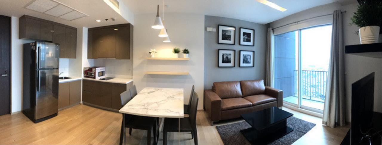 The One Residence Agency's condominium for rent at Siri at Sukhumvit , 2BR , 2BA , 68SQM 6