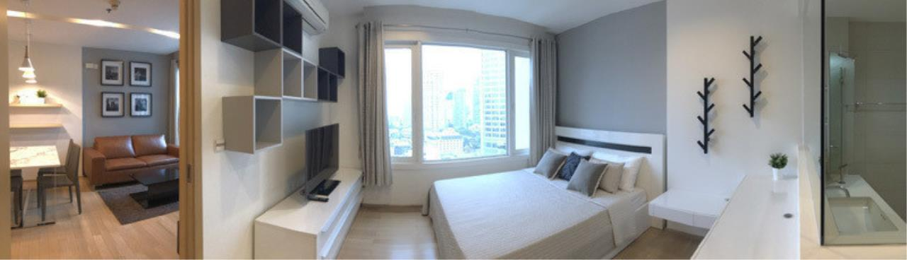 The One Residence Agency's condominium for rent at Siri at Sukhumvit , 2BR , 2BA , 68SQM 1