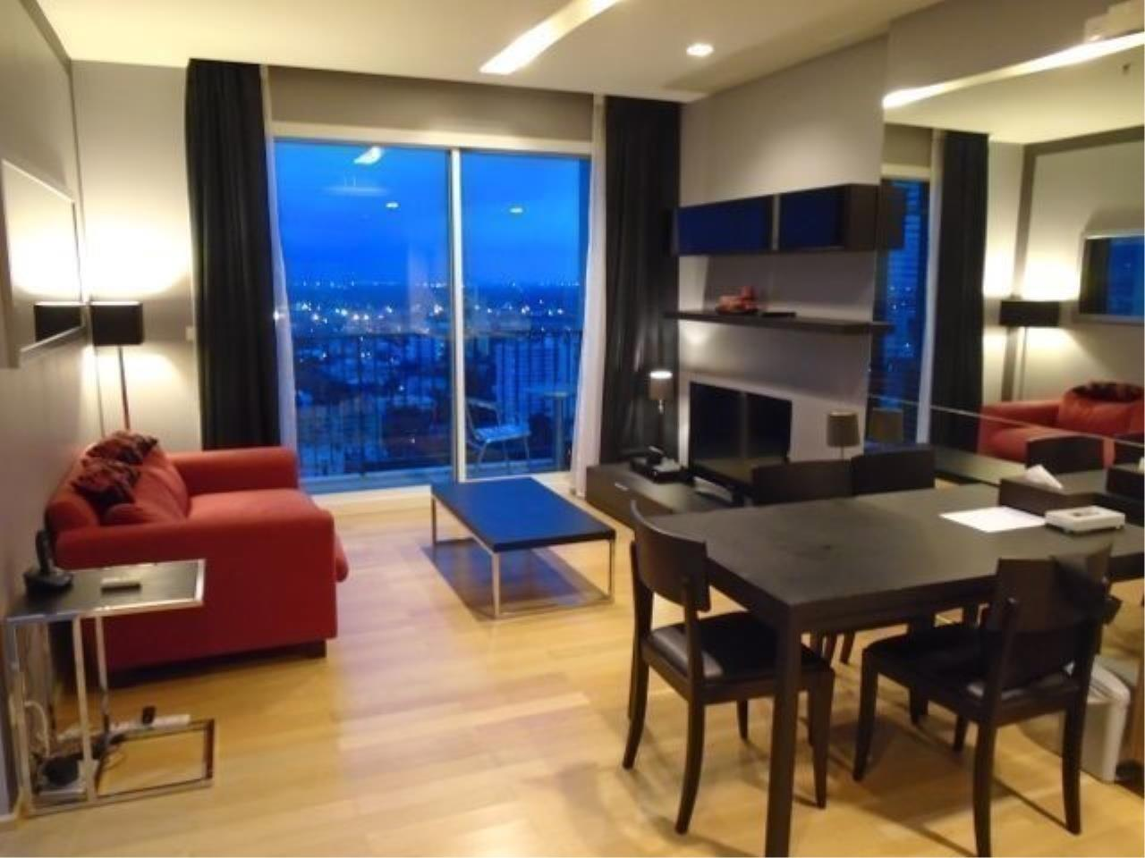 The One Residence Agency's condominium for rent at Siri at Sukhumvit , 2BR , 2BA , 70SQM 8