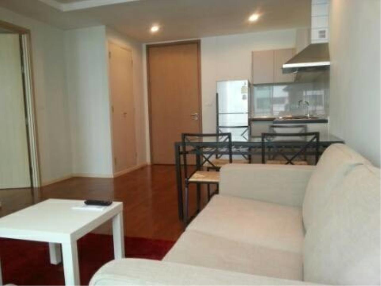 The One Residence Agency's condominium for rent at Siri On 8 , 1BR , 1BA , 54SQM 4