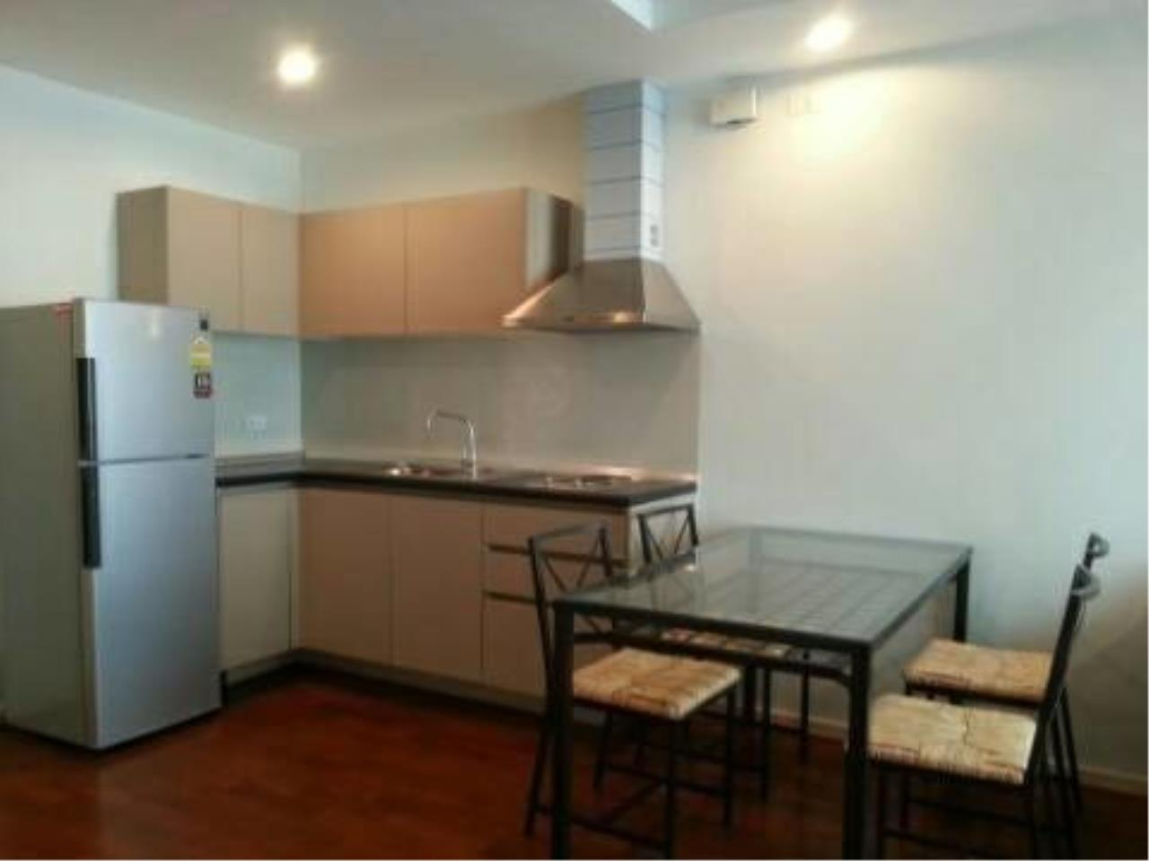 The One Residence Agency's condominium for rent at Siri On 8 , 1BR , 1BA , 54SQM 2