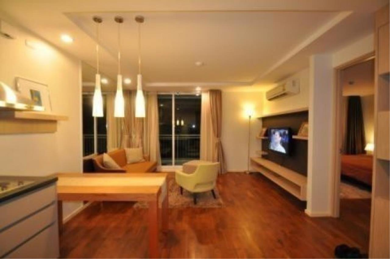 The One Residence Agency's condominium for rent at Siri On 8 , 1BR , 1BA , 55SQM 5