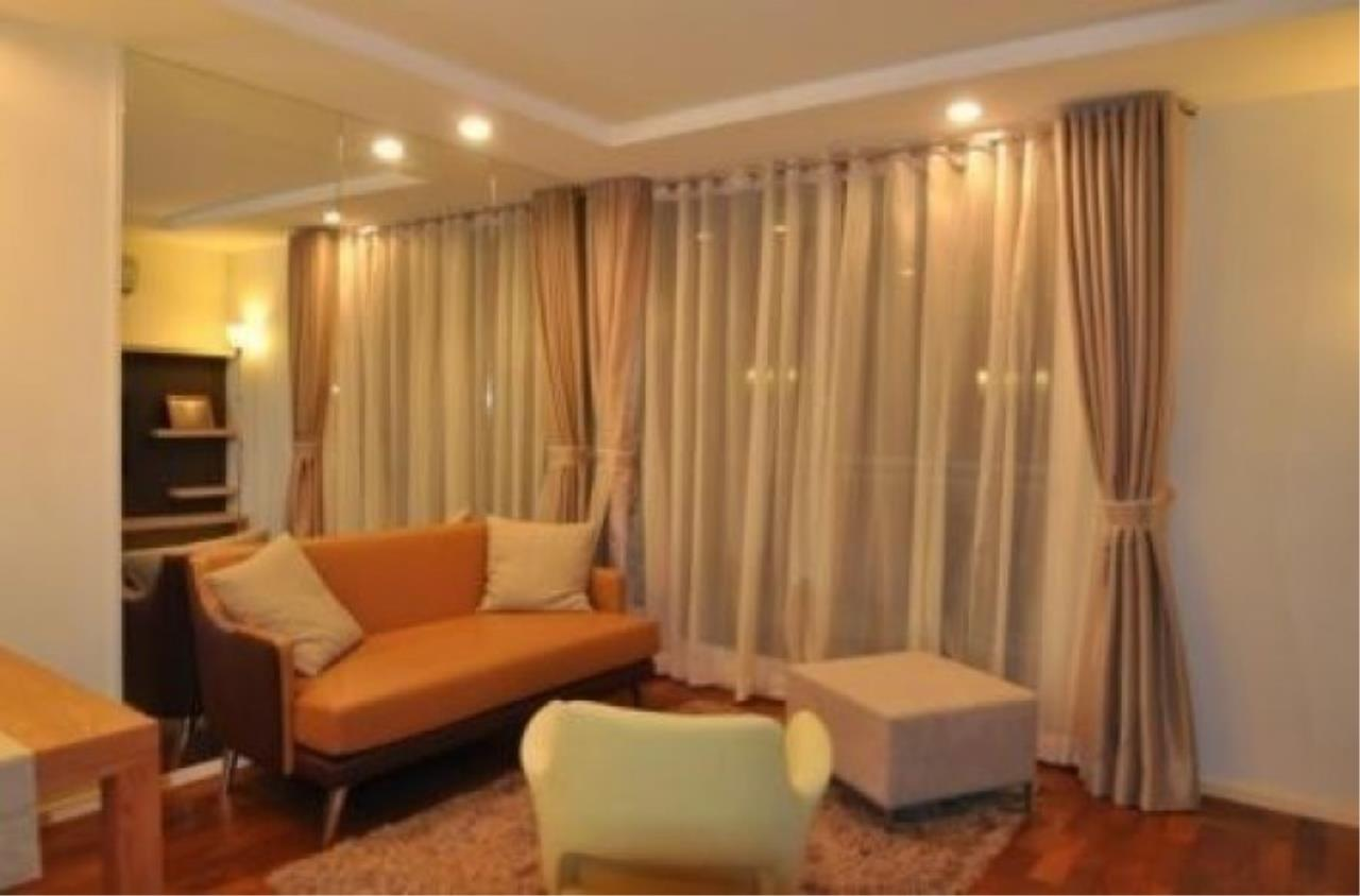 The One Residence Agency's condominium for rent at Siri On 8 , 1BR , 1BA , 55SQM 4