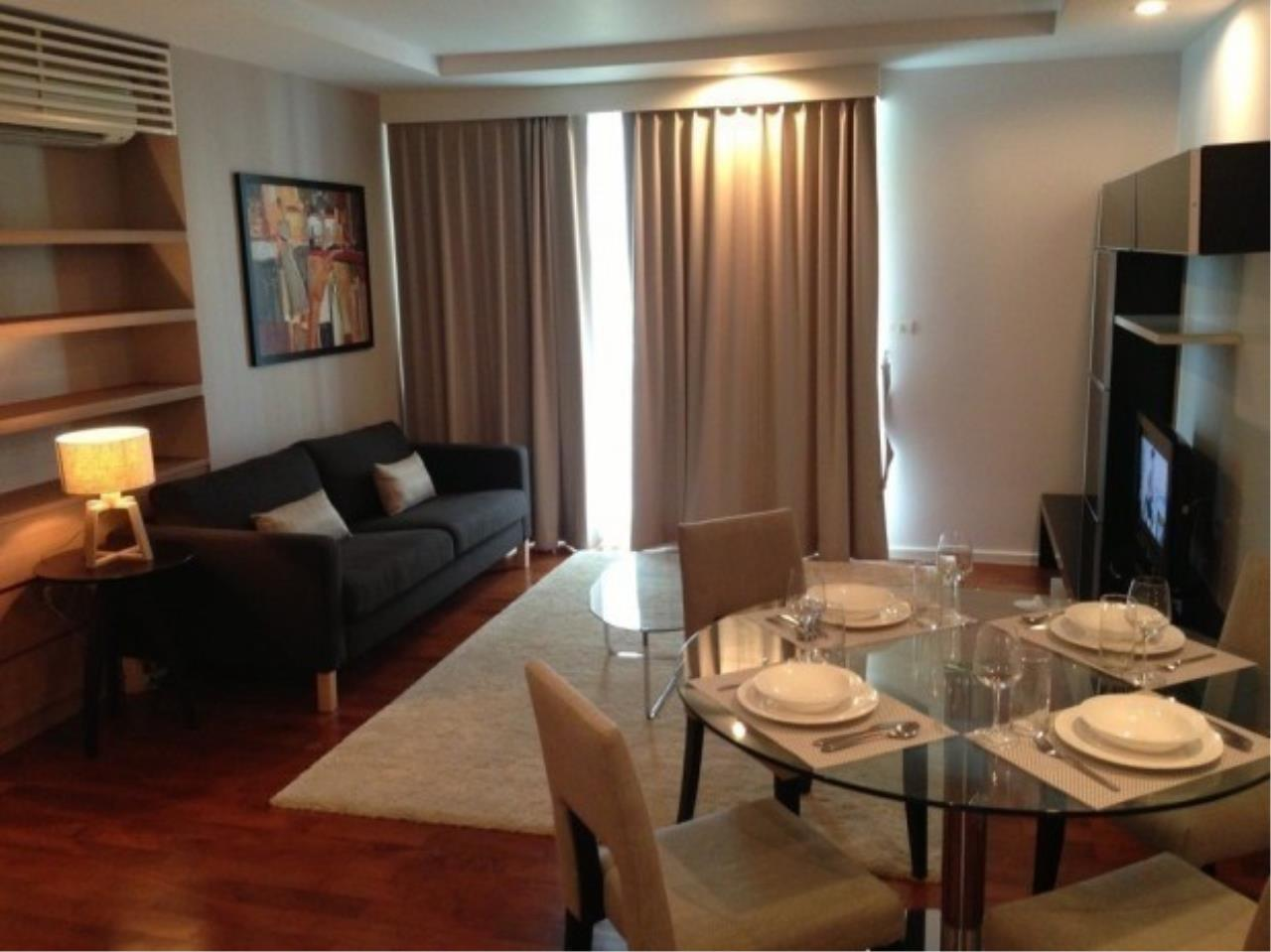 The One Residence Agency's condominium for rent at Siri On 8 , 2BR , 2BA , 80SQM 1