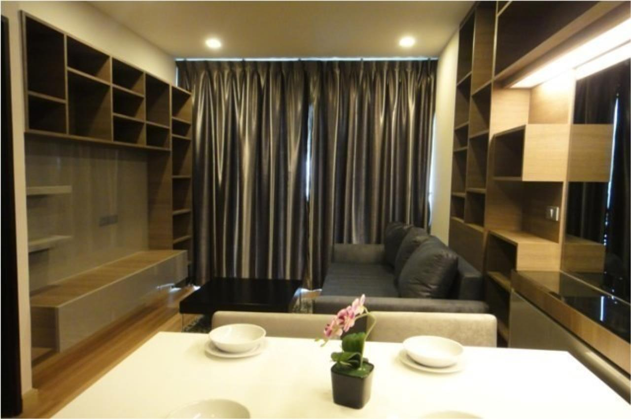 The One Residence Agency's condominium for rent at Sky Walk Condominium , 2BR , 1BA , 60SQM 2