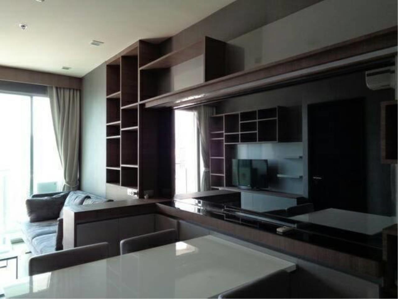 The One Residence Agency's condominium for rent at Sky Walk Condominium , 2BR , 1BA , 60SQM 4