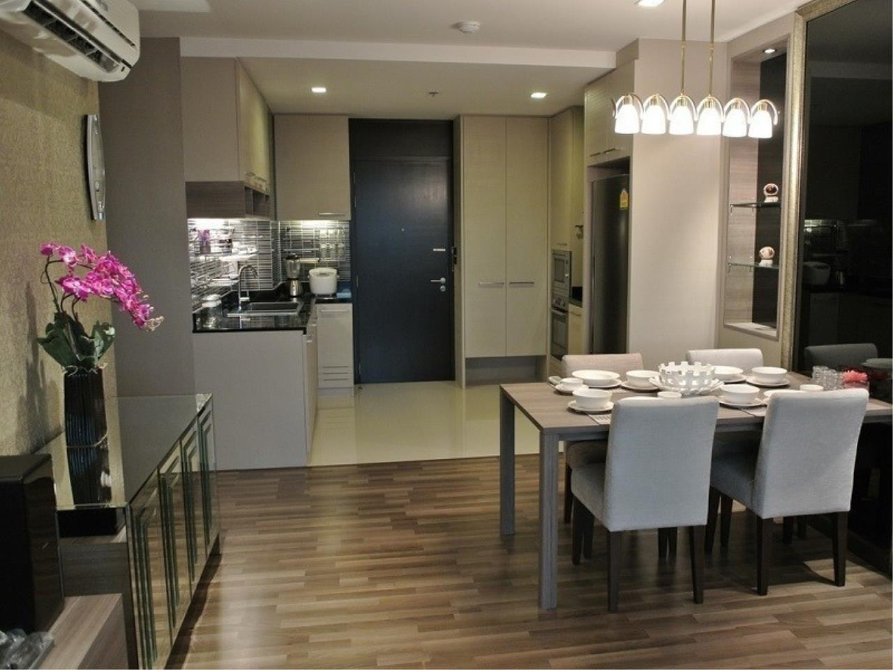 The One Residence Agency's condominium for sale , rent at Sky Walk Condominium , 2BR , 2BA , 91SQM 1