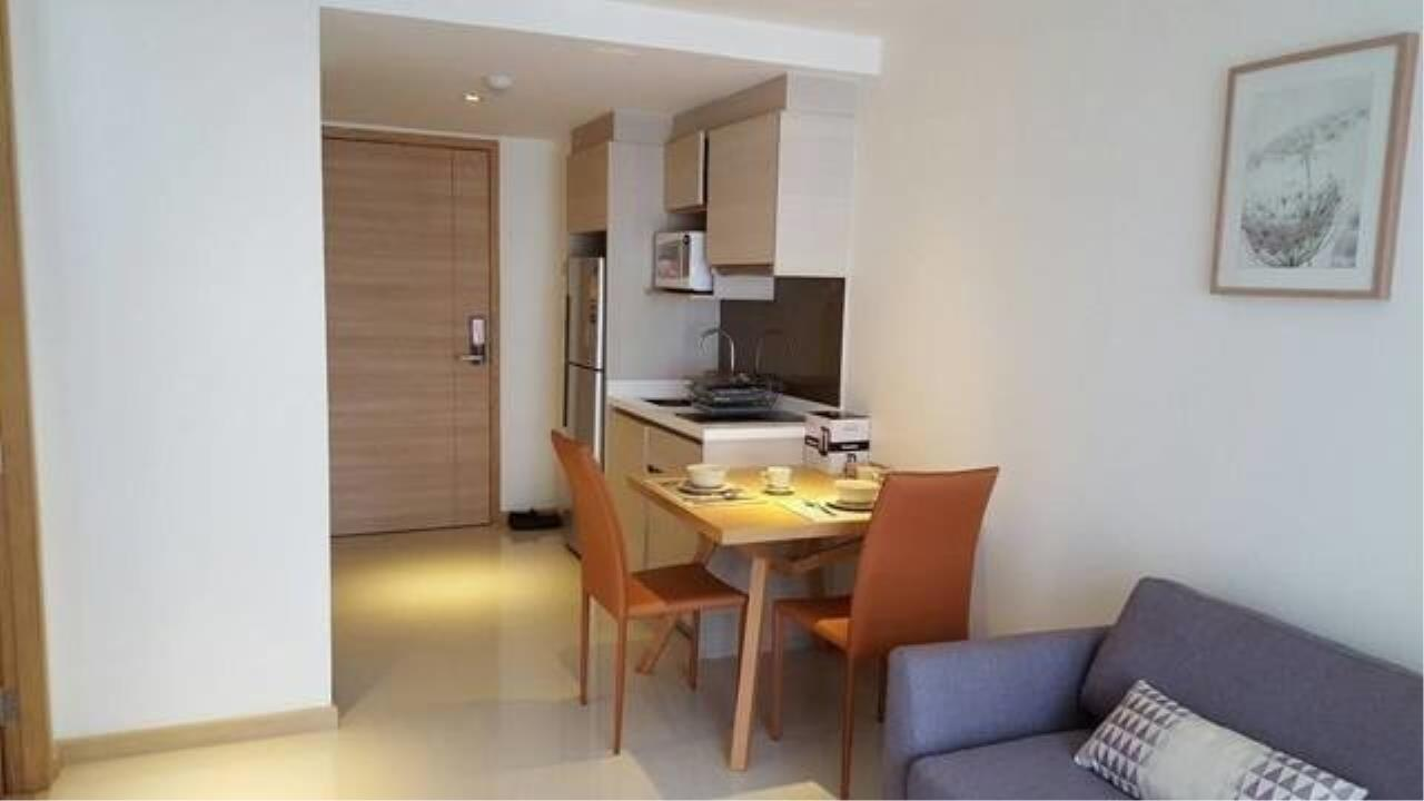 The One Residence Agency's condominium for rent at SOCIO Reference 61 , 1BR , 1BA , 42SQM 4