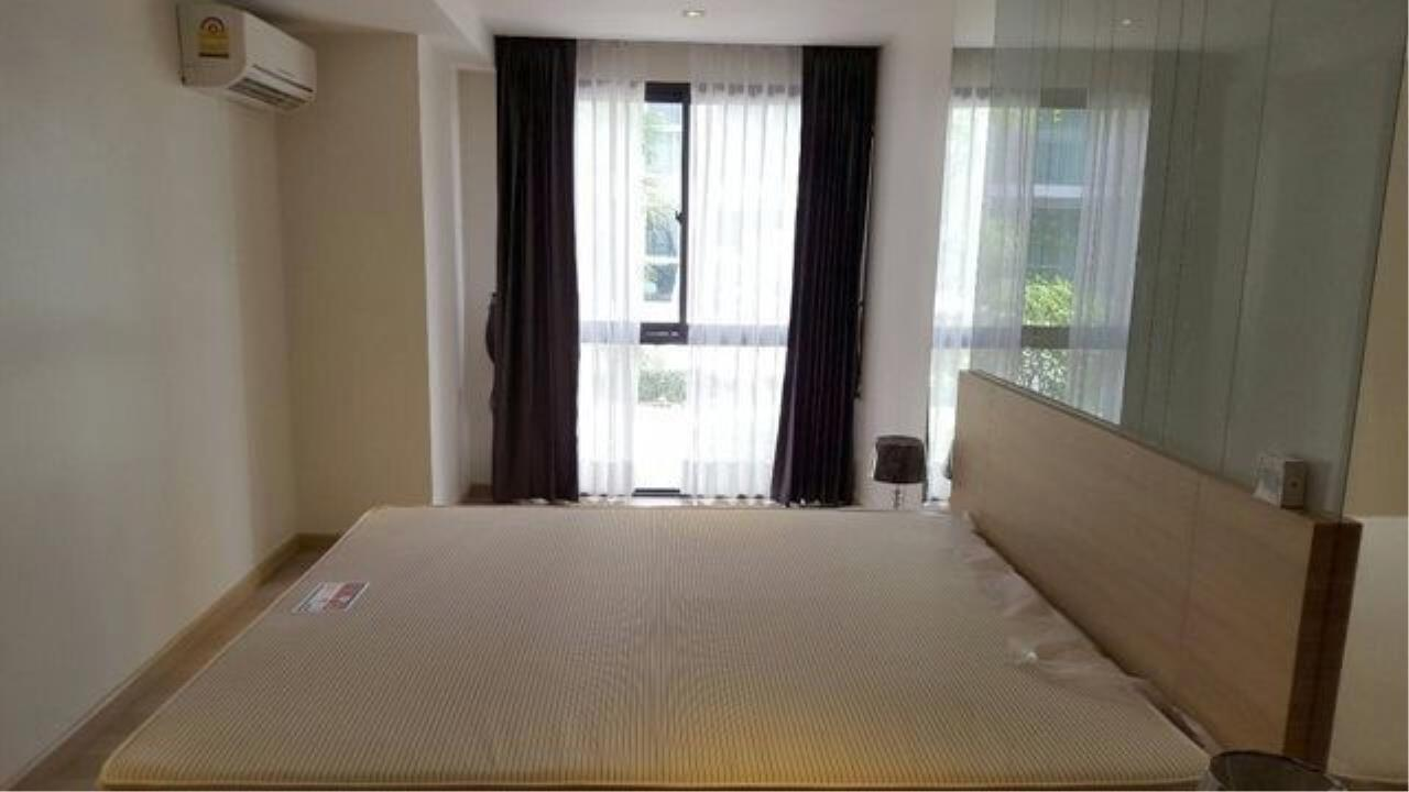 The One Residence Agency's condominium for rent at SOCIO Reference 61 , 1BR , 1BA , 42SQM 7