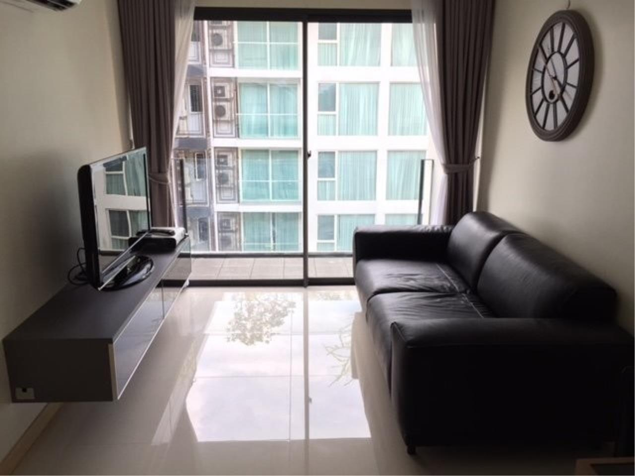 The One Residence Agency's condominium for rent at SOCIO Ruamrudee , 1BR , 1BA , 40SQM 5