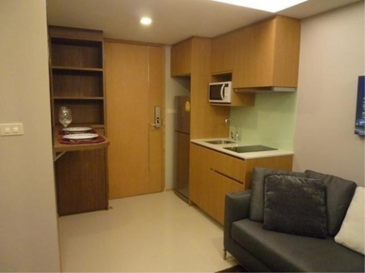 The One Residence Agency's condominium for rent at SOCIO Ruamrudee , 1BR , 1BA , 32SQM 7