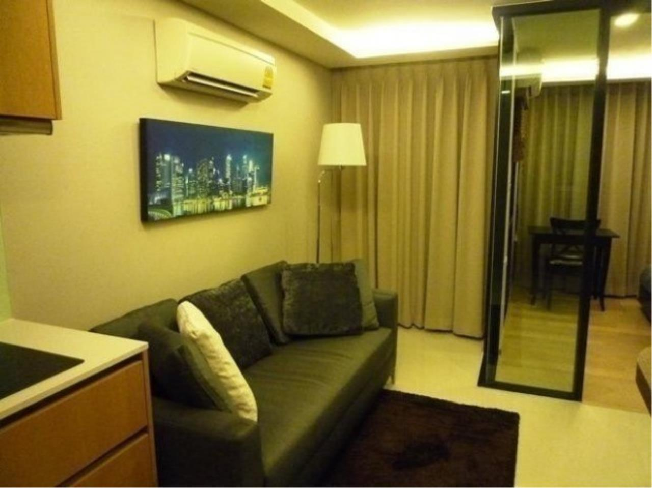 The One Residence Agency's condominium for rent at SOCIO Ruamrudee , 1BR , 1BA , 32SQM 6