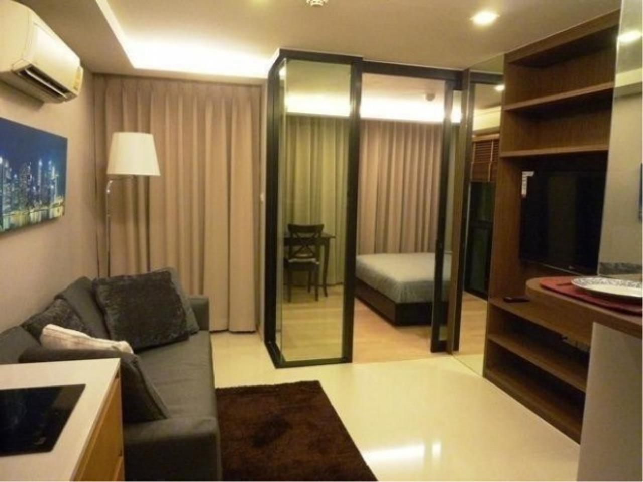 The One Residence Agency's condominium for rent at SOCIO Ruamrudee , 1BR , 1BA , 32SQM 5