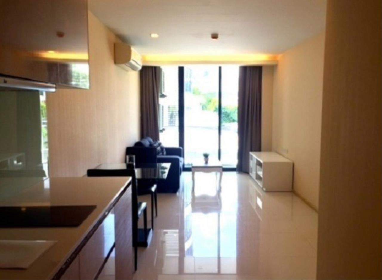 The One Residence Agency's condominium for rent at SOCIO Ruamrudee , 1BR , 1BA , 48SQM 1